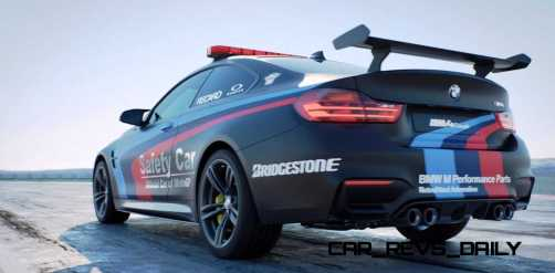 2015 BMW M4 MotoGP Safety Car - New Hydro-Cooled Boost Vaporization 56