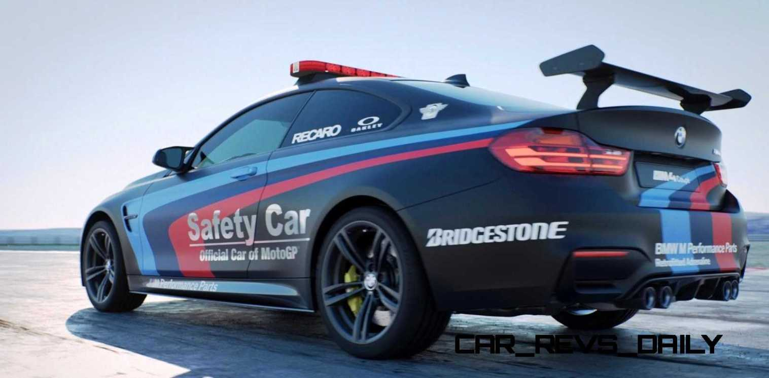 2015 BMW M4 MotoGP Safety Car - New Hydro-Cooled Boost Vaporization 58