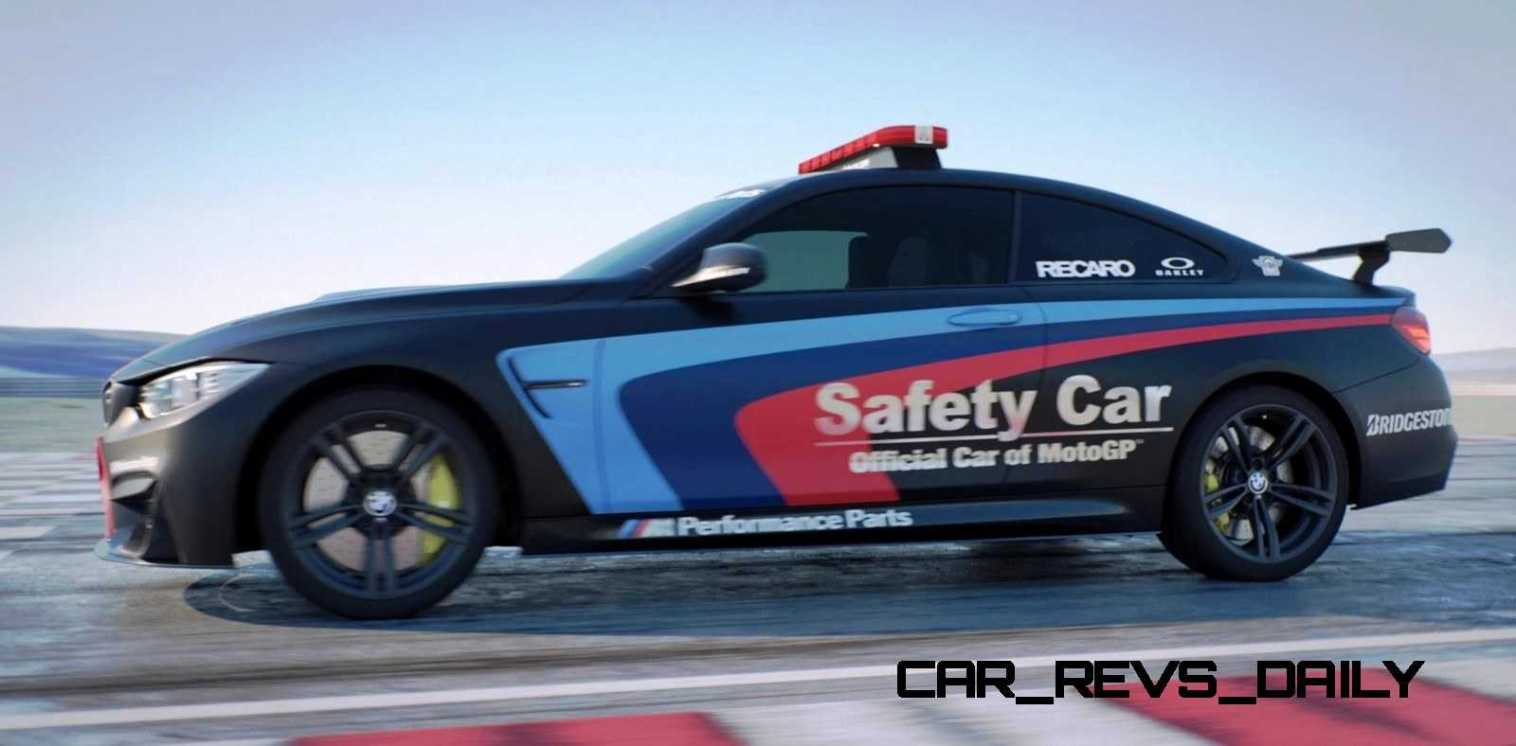 2015 BMW M4 MotoGP Safety Car - New Hydro-Cooled Boost Vaporization 66