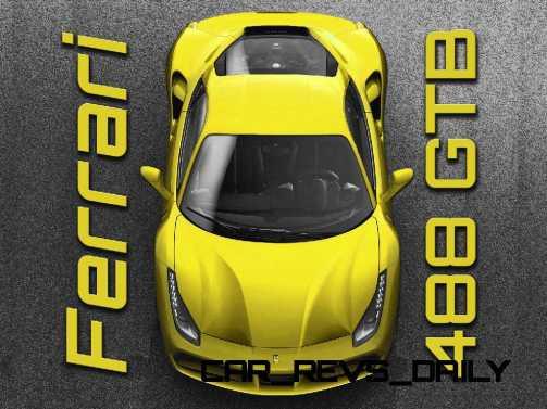 2015 Ferrari 488GTB Colors 7