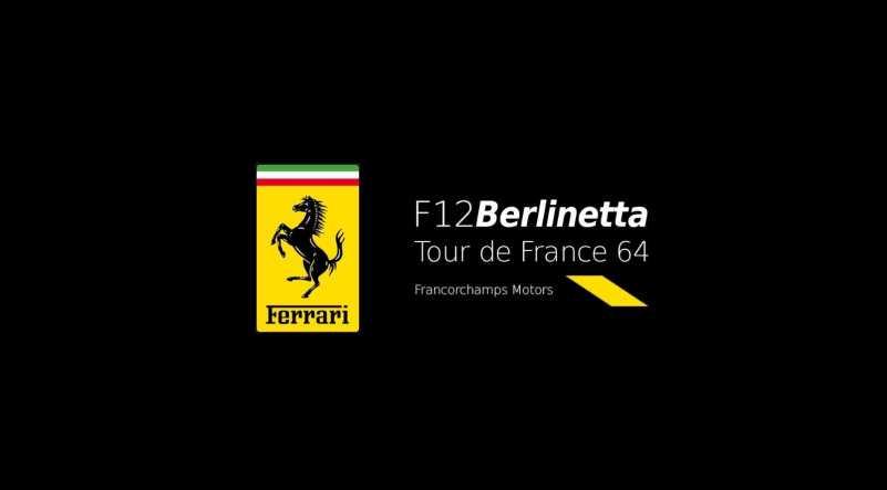 2015 Ferrari F12 Tour de France 64 36