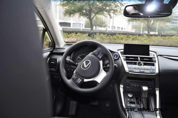 2015 Lexus NX300h 38
