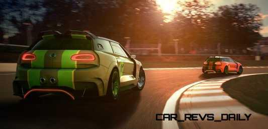 2015 MINI Vision GT 13