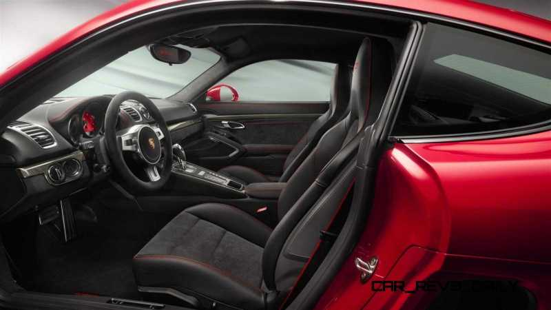 2015 Porsche Boxster and Cayman GTS 49