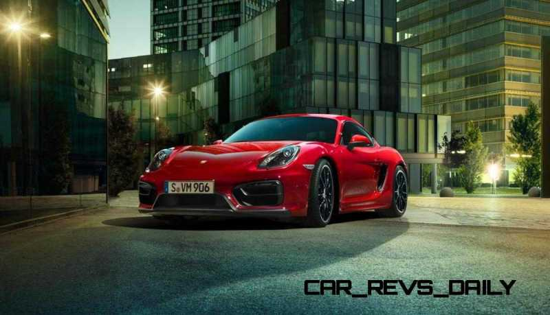 2015 Porsche Boxster and Cayman GTS 57