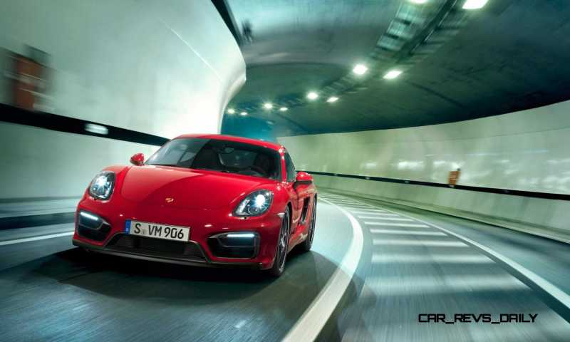 2015 Porsche Boxster and Cayman GTS 6