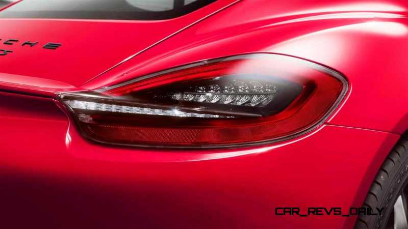 2015 Porsche Boxster and Cayman GTS 60