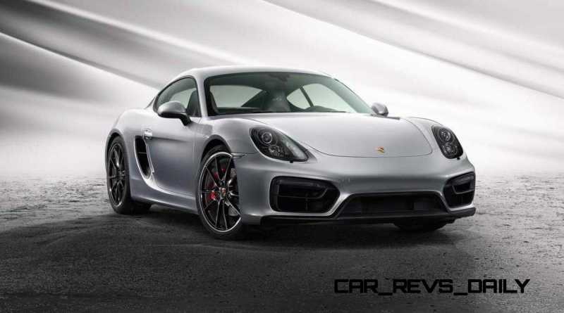 2015 Porsche Boxster and Cayman GTS 66