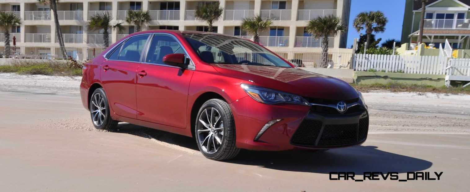 2015 Toyota Camry NASCAR Daytona Beach 10