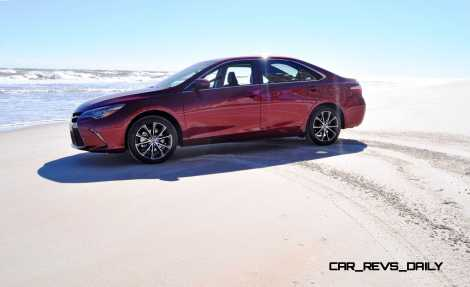 2015 Toyota Camry NASCAR Daytona Beach 14