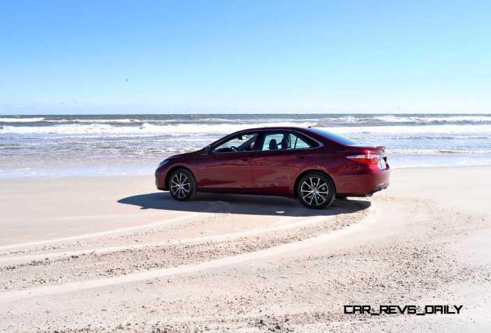 2015 Toyota Camry NASCAR Daytona Beach 19