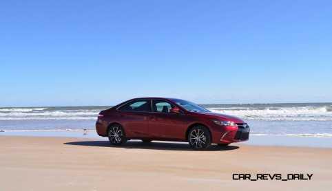 2015 Toyota Camry NASCAR Daytona Beach 26