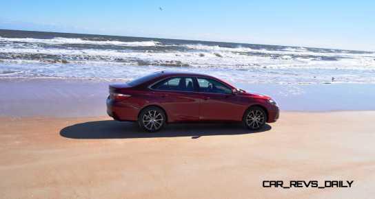 2015 Toyota Camry NASCAR Daytona Beach 34