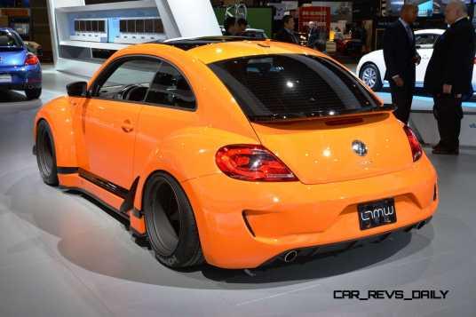 2015 Volkswagen Tanner Foust Racing ENEOS RWB Beetle 5