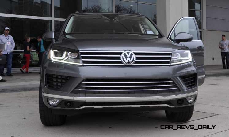 2015 Volkswagen Touareg TDI 28