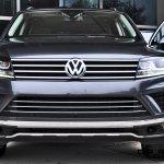 2015 Volkswagen Touareg Tdi