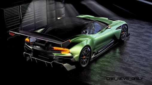 2016 Aston Martin VULCAN 11