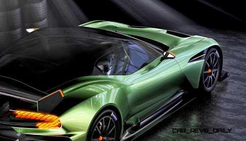 2016 Aston Martin VULCAN 9