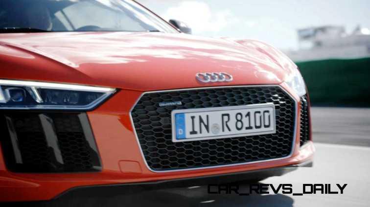 2016 Audi R8 V10 Plus 10