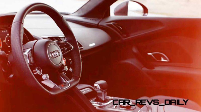 2016 Audi R8 V10 Plus 23