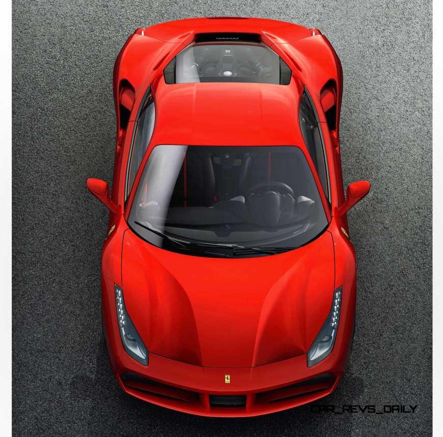 2016 Ferrari 488 GTB 9