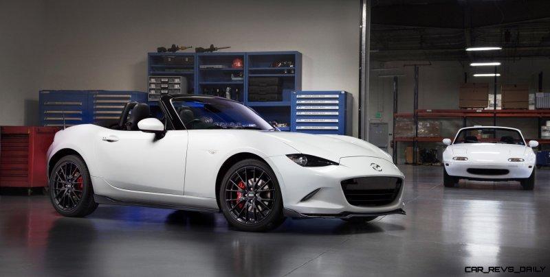 2016 Mazda MX-5 Aero Accessories Concept 2