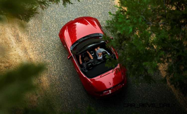 2016 Mazda MX-5 Roadster 20