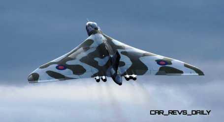 Avro VULCAN Bomber 1