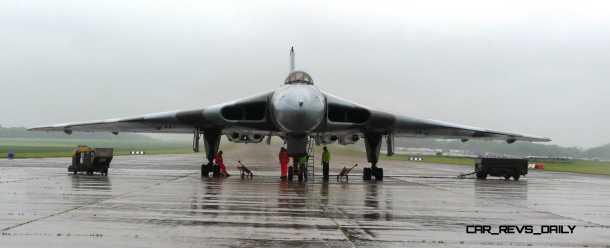 Avro VULCAN Bomber 4