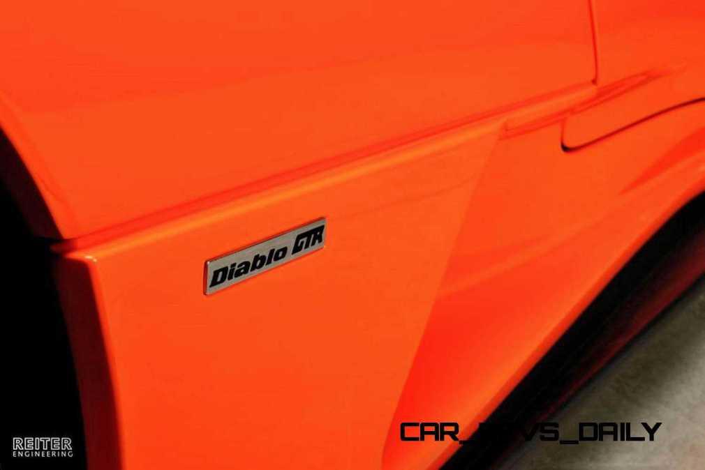 Hypercar Heroes - 1999 Lamborghini Diablo GTR - Restored By Reiter Engineering 11