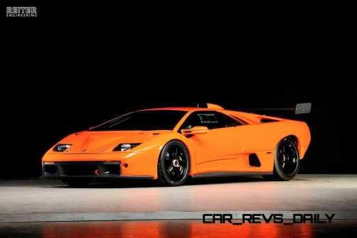 Hypercar Heroes - 1999 Lamborghini Diablo GTR - Restored By Reiter Engineering 23