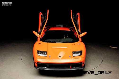 Hypercar Heroes - 1999 Lamborghini Diablo GTR - Restored By Reiter Engineering 24