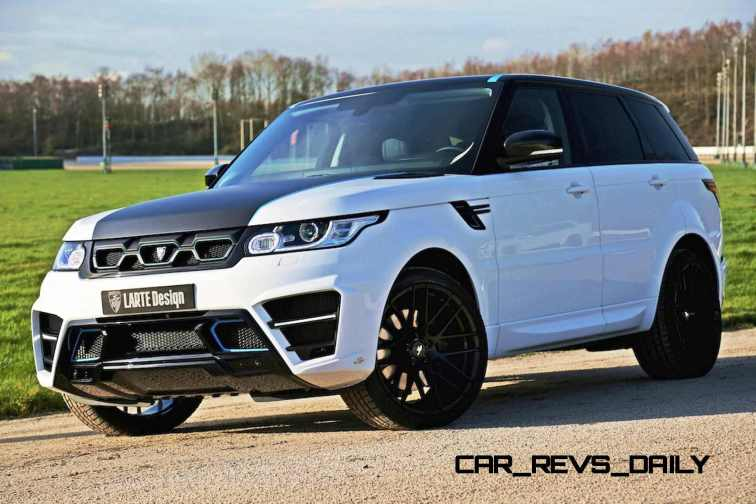 LARTE Design Range Rover Sport WINNER 16