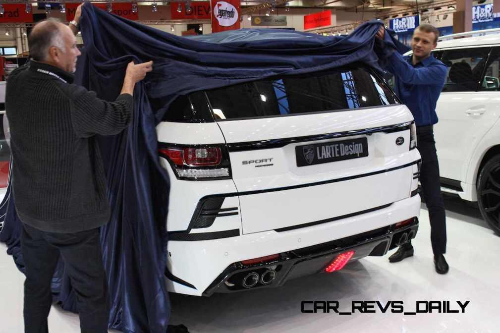 LARTE Design Range Rover Sport WINNER 4