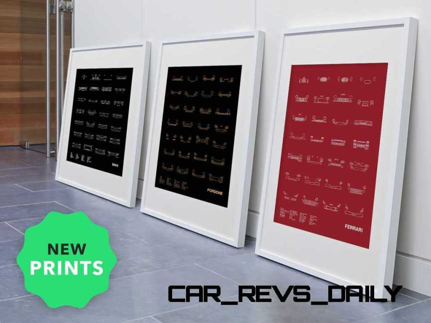NOMO Design Auto Icon Screen Prints 25