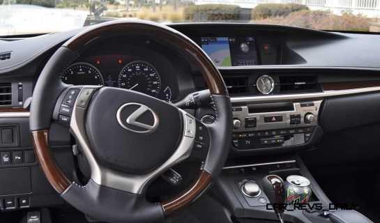 Road Test Review - 2015 Lexus ES350 73