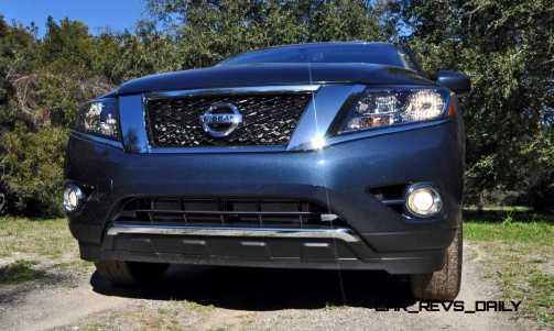 Road Test Review - 2015 Nissan Pathfinder SV 4WD 21