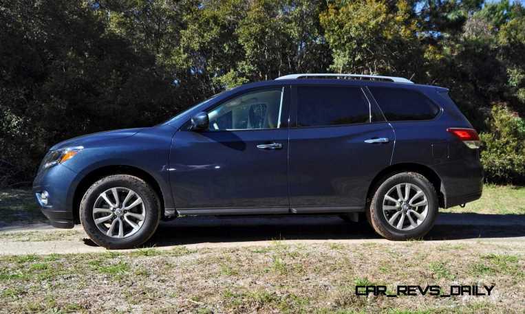 Road Test Review - 2015 Nissan Pathfinder SV 4WD 27