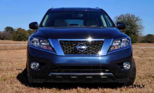 Road Test Review - 2015 Nissan Pathfinder SV 4WD 70
