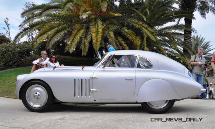 1939 BMW 328 Mille Miglia Coupe 13