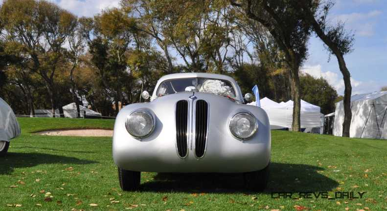 1939 BMW 328 Mille Miglia Coupe 31