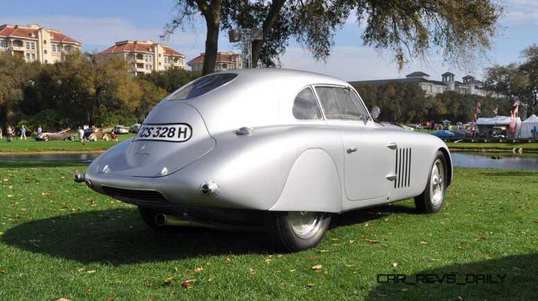 1939 BMW 328 Mille Miglia Coupe 37