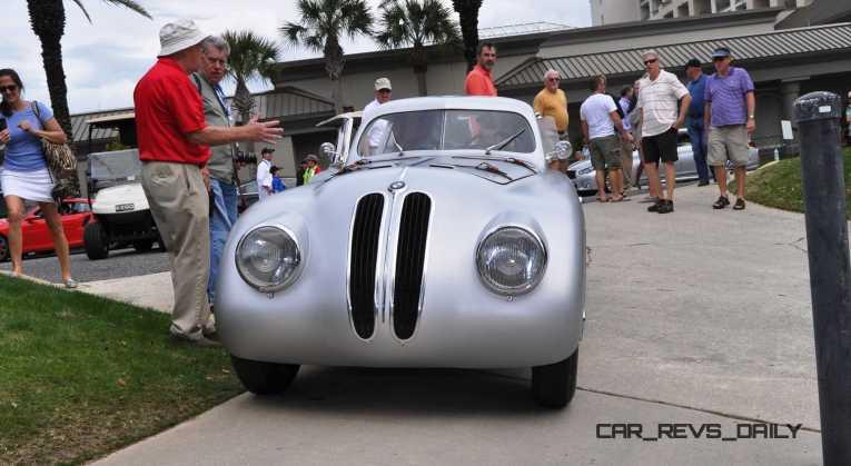 1939 BMW 328 Mille Miglia Coupe 7