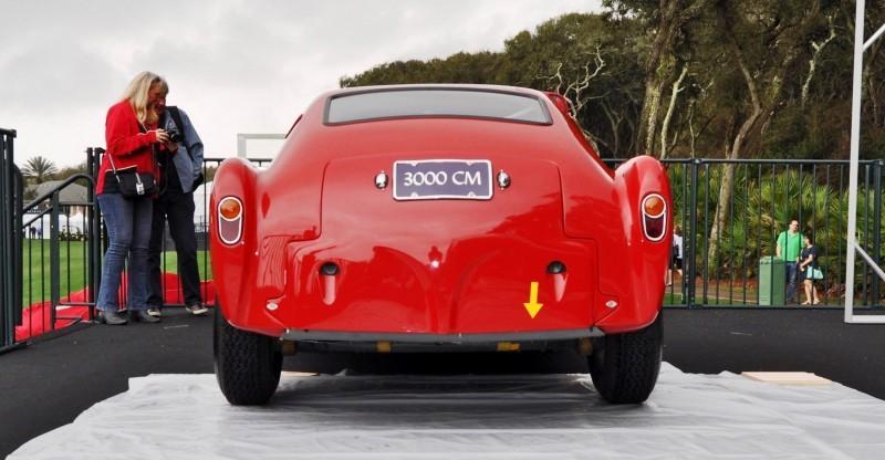 1953 Alfa Romeo 6C 3000CM Shows Origin of 2015 4C Nose Design 14