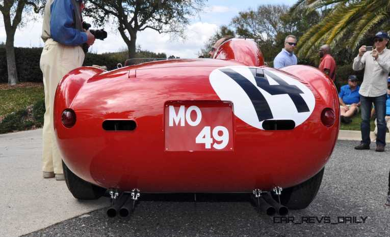 1956 Ferrari 290MM 16