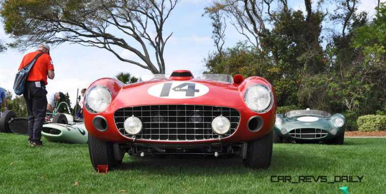 1956 Ferrari 290MM 27
