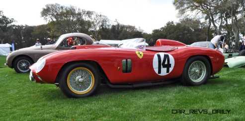 1956 Ferrari 290MM 32