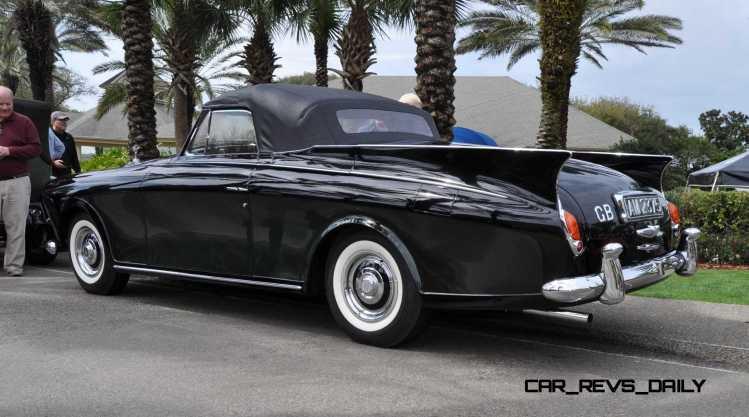 1958 Rolls-Royce Silver Cloud Honeymoon Express 10