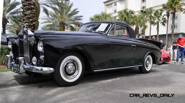 1958 Rolls-Royce Silver Cloud Honeymoon Express 20