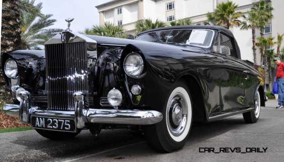 1958 Rolls-Royce Silver Cloud Honeymoon Express 22